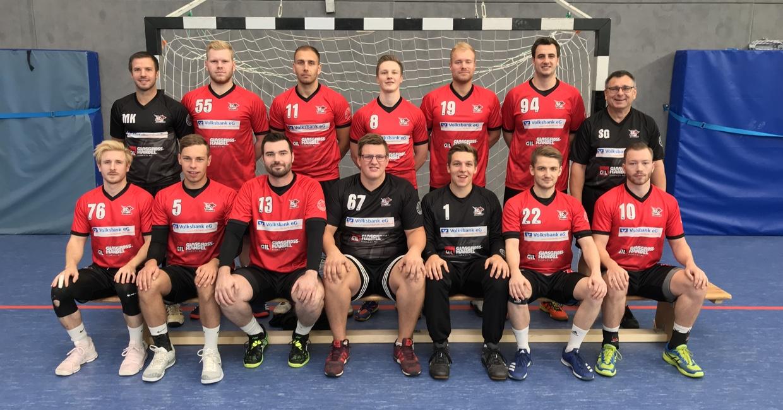 Spielbericht Landesliga Männer: <br> SG 1.Herren – HSV Warberg/Lelm