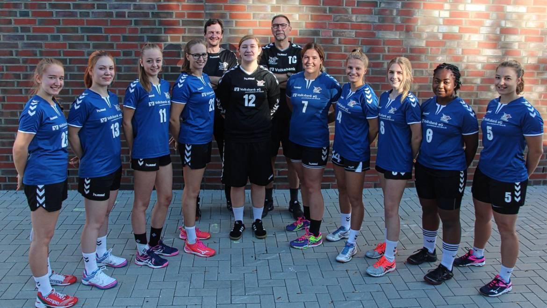 Spielbericht Landesliga Frauen: <br> HSG Liebenburg Salzgitter – SG 1.Damen